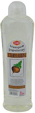 """Shampoo für normales und fettiges Haar """"Schwarzer Rettich"""" - Achem Popular Black Turnip Shampoo — Bild N1"""