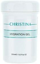 Düfte, Parfümerie und Kosmetik Feuchtigkeitsspendendes Gesichtsgel - Christina Hydration Gel