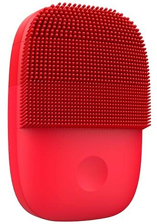 Ultraschall-Gesichtsreinigungsbürste rot - Xiaomi inFace 2 Red — Bild N1