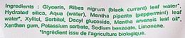 Bio Zahnpasta-Gel mit Minzgeschmack - Naturado Gel Dentifrice Bio Toothpaste Mint — Bild N3