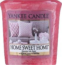 Düfte, Parfümerie und Kosmetik Votivkerze Home Sweet Home - Yankee Candle Home Sweet Home Sampler Votive