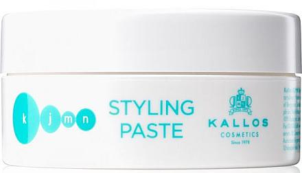 Modellierende Haarstyling Paste - Kallos Cosmetics KJMN Styling Paste — Bild N1