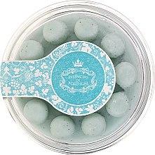 Düfte, Parfümerie und Kosmetik Massageseife Violet Scrub - Essencias De Portugal Massage Soap Violet Scrub with Grape Seed Pitonados Collection