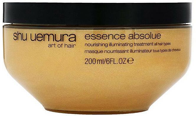 Pflegende Haarbehandlung für alle Haartypen - Shu Uemura Art Of Hair Essence Absolue Nourishing Treatment — Bild N1