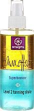 Düfte, Parfümerie und Kosmetik Zwei-Phasen-Bräunungsspray für Solarium - Oranjito Level 2 Tanning Shake