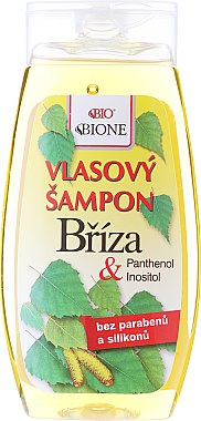 "Shampoo ""Birke"" - Bione Cosmetics Birch Hair Shampoo — Bild N1"