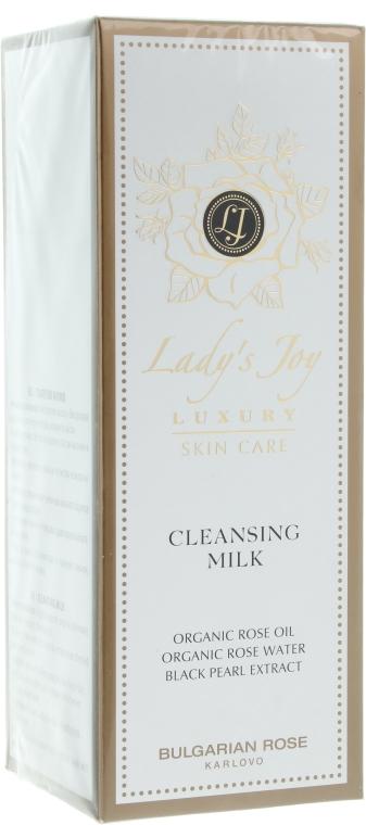 Gesichtsreinigungsmilch - Bulgarian Rose Ladys Joy Luxury Cleansing Milk — Bild N1