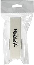 Düfte, Parfümerie und Kosmetik Nagelfeile weiß - Realac