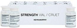 Düfte, Parfümerie und Kosmetik Stärkendes Pflege-Serum in Ampullen - Kevin.Murphy Treat.Me Strength