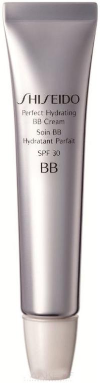 Feuchtigkeitsspendende BB Creme LSF 30 - Shiseido Perfect Hydrating BB Cream — Bild N1