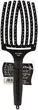 Massage- und Entwirrungsbürste groß - Olivia Garden Finger Brush Combo Large — Bild N1