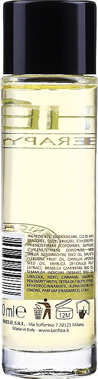 Haarelixier mit Kamelien- und Buritiöl - Bothea Botanic Therapy Elisir Cristalli Liquidi — Bild N2