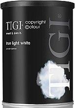 Düfte, Parfümerie und Kosmetik Blondierpulver für das Haar - Tigi True Light White