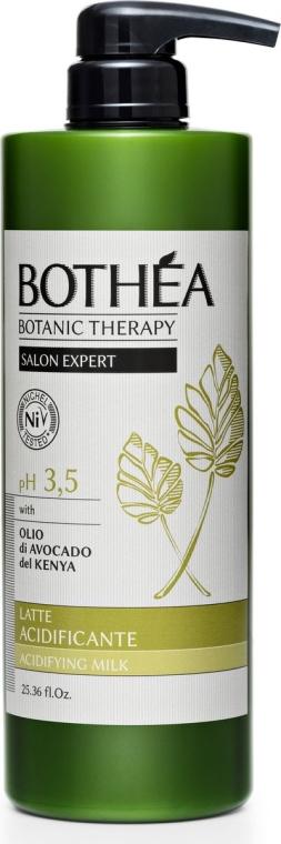 Haarmilch mit Avocadoöl - Bothea Botanic Therapy Salon Expert Acidifying Milk pH 3.5 — Bild N1