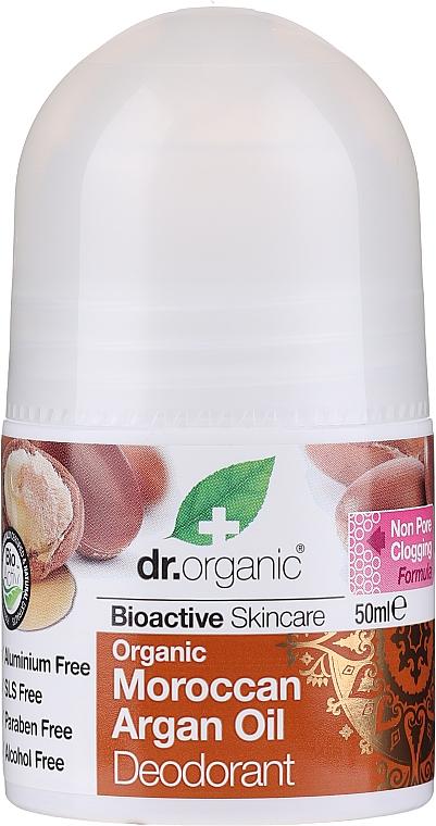 Deo Roll-on mit marokkanischem Arganöl - Dr.Organic Bioactive Skincare Deodorant — Bild N1