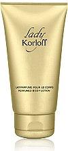 Düfte, Parfümerie und Kosmetik Korloff Paris Lady Korloff - Körperlotion