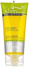 Düfte, Parfümerie und Kosmetik Körperscrub mit Zucker - Hean Slim No Limit Body Peelling
