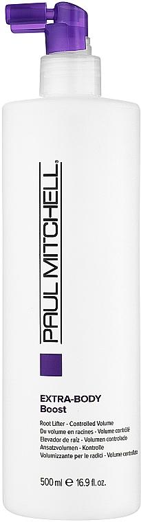 Haarbooster für extra Volumen - Paul Mitchell Extra-Body Daily Boost — Bild N2