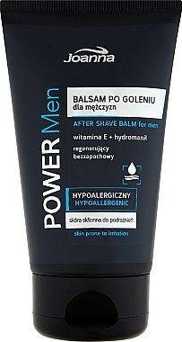 Hypoallergener After Shave Balsam für Männer - Joanna Power Men After Shave Balm — Bild N1
