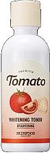 Düfte, Parfümerie und Kosmetik Aufhellendes Gesichtstonikum mit Tomate - Skinfood Premium Tomato Whitening Toner