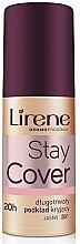 Düfte, Parfümerie und Kosmetik Langanhaltende Foundation - Lirene Fluid Stay Cover