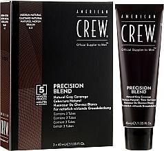 Düfte, Parfümerie und Kosmetik Grauhaarabdeckung Farbe - American Crew Precision Blend Shades