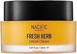 Düfte, Parfümerie und Kosmetik Gesichtscreme mit Kräuter - Nacific Fresh Herb Origin Cream