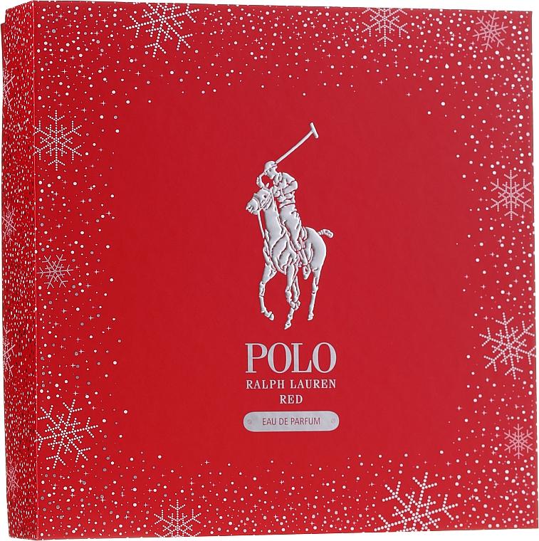 Ralph Lauren Polo Red - Duftset (Eau de Parfum 125ml + Eau de Parfum 40ml)