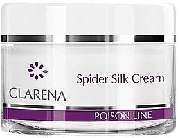 Düfte, Parfümerie und Kosmetik Gesichtscreme mit Spinnenseide und Milcheiweiß - Clarena Poison Line Spider Silk Cream