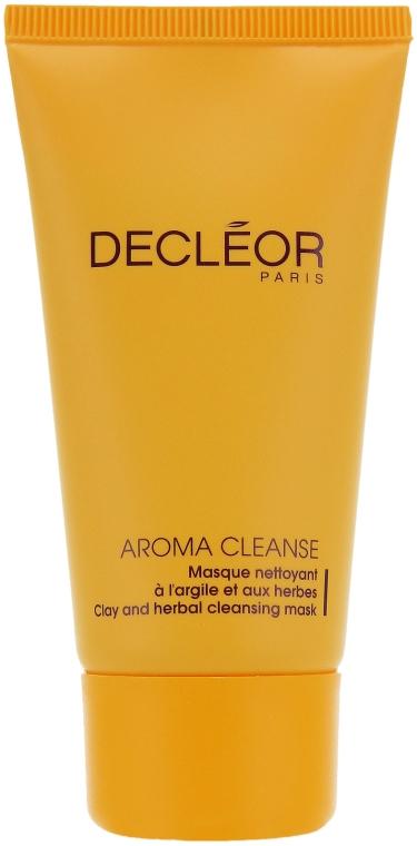 Gesichtsreinigungsmaske - Decleor Masque A L`Argile Et Aux Herbes — Bild N2
