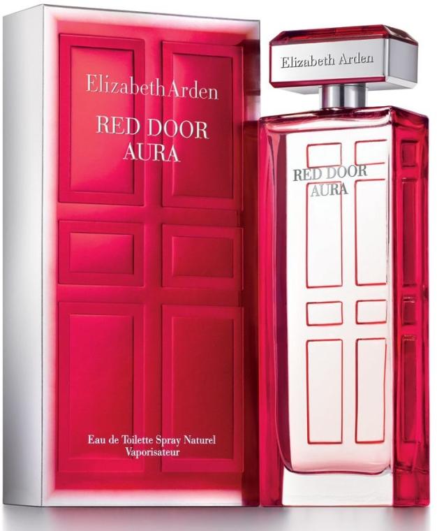 Elizabeth Arden Red Door Aura - Eau de Toilette — Bild N2