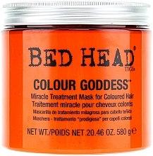 Düfte, Parfümerie und Kosmetik Haarmaske - Tigi Color Goddess Miracle Mask For Colored Hair