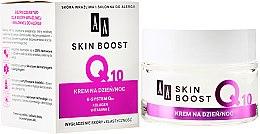 Düfte, Parfümerie und Kosmetik Glättende Gesichtscreme - AA Cosmetics Skin Boost Q10 Day/Night Cream