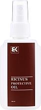 Düfte, Parfümerie und Kosmetik Schützendes Rizinusöl für Körper, Haar, Nägel und Wimpern - Brazil Keratin Ricinus Protective Oil