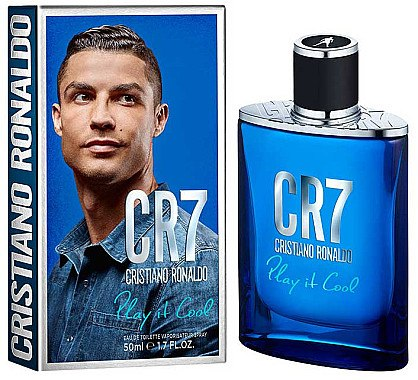 Cristiano Ronaldo CR7 Play It Cool - Eau de Toilette — Bild N3