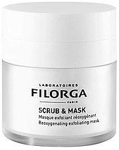 Düfte, Parfümerie und Kosmetik Reinigungsmaske für das Gesicht mit Peeling-Effekt - Filorga Scrub & Mask