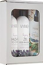 Düfte, Parfümerie und Kosmetik Körperpflegeset - Vianek Body Set (Körperbalsam 300ml + Duschgel 300ml)