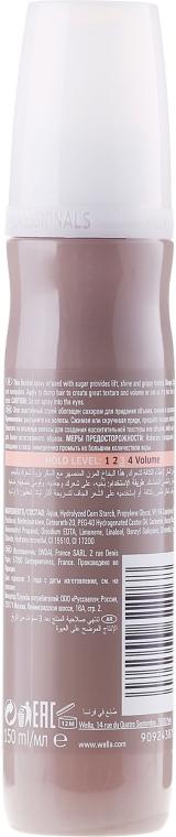 Zuckerspray für mehr Volumen - Wella Professionals EIMI Sugar Lift — Bild N2