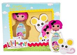 Düfte, Parfümerie und Kosmetik Lalaloopsy Crums Sugar Cookie - Duftset (Eau de Toilette 50ml + Haarklammer)