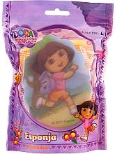 Düfte, Parfümerie und Kosmetik Kinder-Badeschwamm Dora 169-13 rosa - Suavipiel Dora Bath Sponge