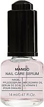 Düfte, Parfümerie und Kosmetik Pflegendes Nagelserum mit Macadamia-Öl und Vitamin E - Alessandro International Mango Nail Care Serum