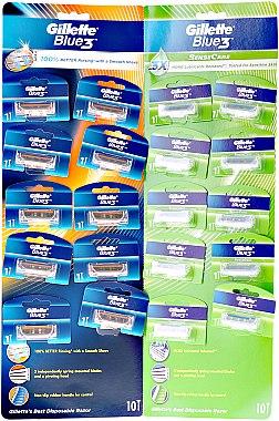 Einwegrasierer 20 St. - Gillette Blue 3 — Bild N1