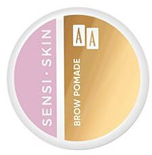 Augenbrauenpomade - AA Sensi Skin Brow Pomade — Bild N2