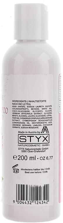 Shampoo mit Verbene-Extrakt - Styx Naturcosmetic Hair Shampoo Verbena — Bild N2
