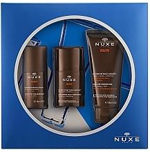 Düfte, Parfümerie und Kosmetik Gesichts- und Körperpflegeset - Nuxe Men (Deo Roll-on 50ml + Gesichtsreinigungsgel 50ml + Duschgel 100ml)