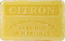 Düfte, Parfümerie und Kosmetik Handgemachte Naturseife Citron - Foufour Savonnette Marseillaise Citron