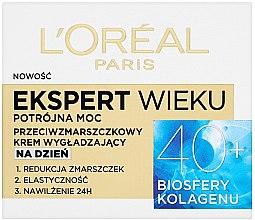 Düfte, Parfümerie und Kosmetik Tagescreme - L'Oreal Paris Age Specialist Expert Day Cream 40+