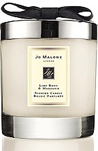 Düfte, Parfümerie und Kosmetik Jo Malone Lime Basil Mandarin - Duftkerze Lime Basil & Mandarin