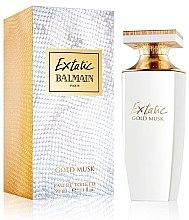 Düfte, Parfümerie und Kosmetik Balmain Extatic Gold Musk - Eau de Toilette