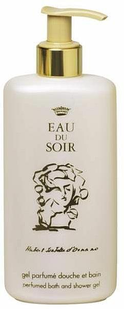Sisley Eau De Soir Shower Gel - Parfümiertes Bade- und Duschgel — Bild N1